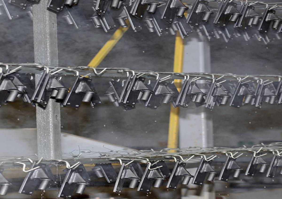 Phosphate metal coatings